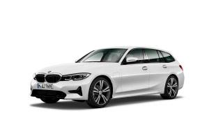 BMW 330e Touring Plug-in Hybride